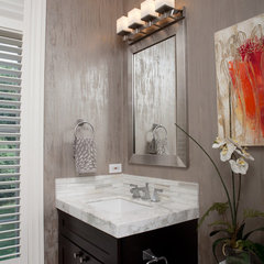 modern bathroom by Interior Enhancement Group, Inc.