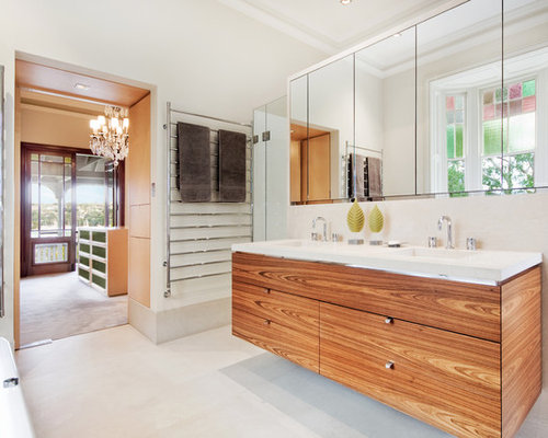 Bathroom Joinery bespoke joinery vanity | houzz