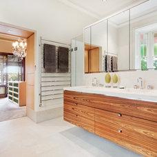 Contemporary Bathroom by Salt Interiors