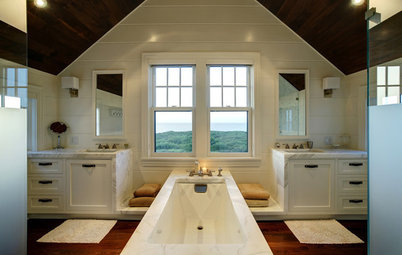 Center Bathtubs Take Top Billing