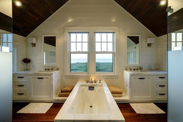 center bathtubs take top billing