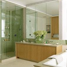 Contemporary Bathroom by ZMK Group, Inc