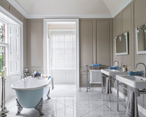 75 Large Bathroom Design Ideas - Stylish Large Bathroom Remodeling ...
