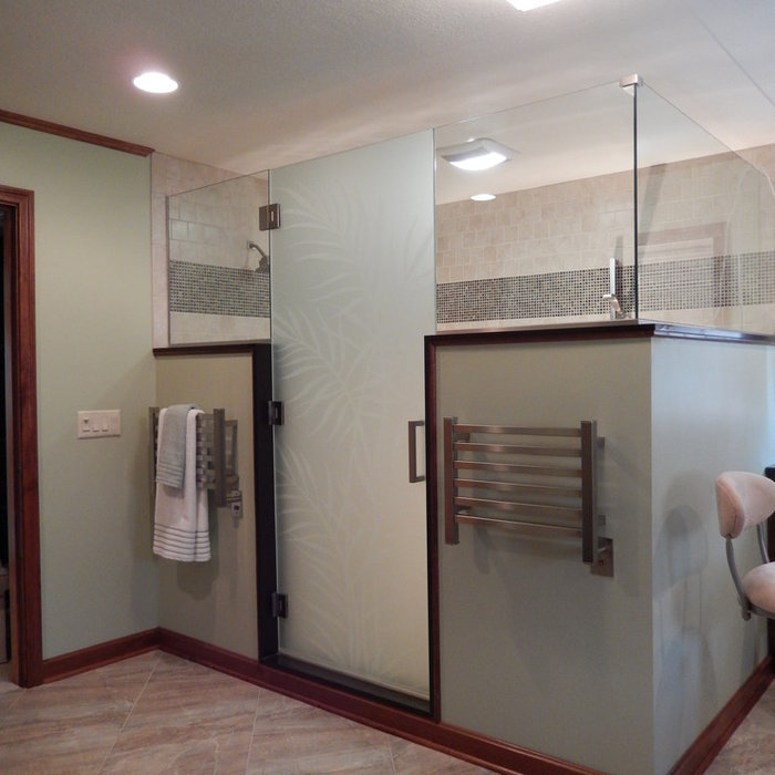 New Construction Bathrooms
