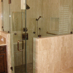 traditional bathroom by AAA Development, Inc.