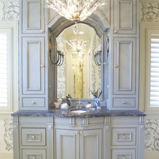 Contemporary Bathroom by Accents of the South