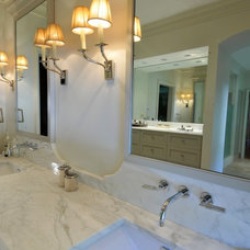 Traditional Bathroom by Advanced Renovations, Inc.