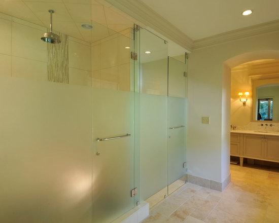 Opaque Single Shower Doors opaque shower door | houzz