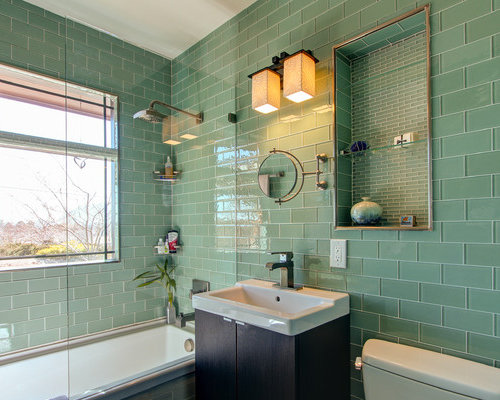 what type of tile is best for kitchen floor green glass tile houzz 2276