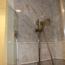 Traditional Bathroom by NWC Construction