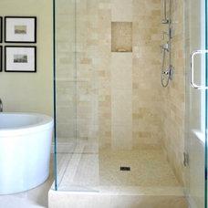 Contemporary Bathroom by Marino General Contracting Ltd