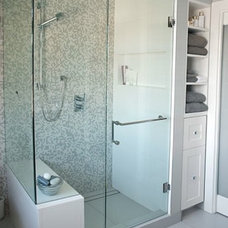 Contemporary Bathroom by Marino General Contracting Ltd