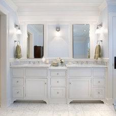 Traditional Bathroom by Jan Gleysteen Architects, Inc