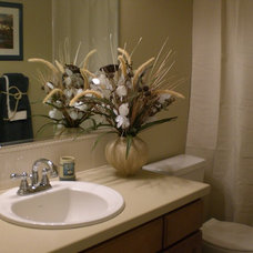 Traditional Bathroom by Room Resolutions