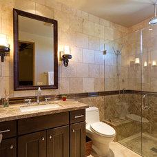 Traditional Bathroom by Arizona Designs Kitchens and Baths