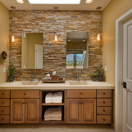 Best Rustic Backsplash Design Ideas Amp Remodel Pictures Houzz