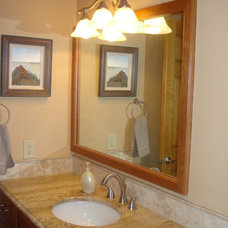 Traditional Bathroom by Armstead Construction Inc.