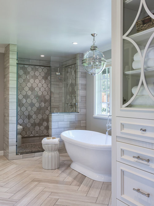 white and silver bathroom ideas