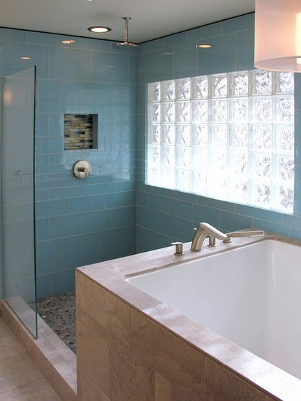 Contemporary  by Artistic Tile & Stone