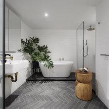 Houseplants That Create Natural Bathroom Bliss