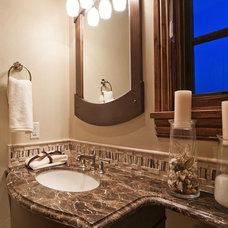 Bathroom by Cameo Homes Inc.