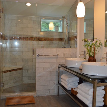 Bathrooms by Flying Dormer