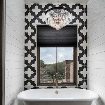 Bathrooms by Fratantoni Design