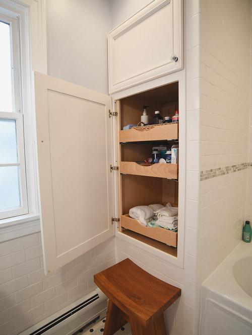 3/4 Bathroom Design Ideas, Remodels & Photos - 웹