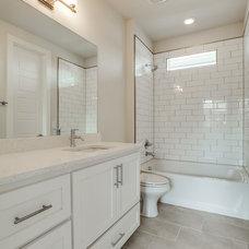 Contemporary Bathroom by Cambridge Homes