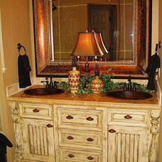 Traditional Bathroom by Canterra Signature Homes