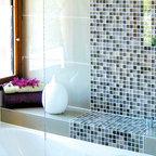 Lake Washington Residence Modern Bathroom Seattle