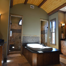 Traditional Bathroom by Carolina Custom Kitchen & Bath, LLC