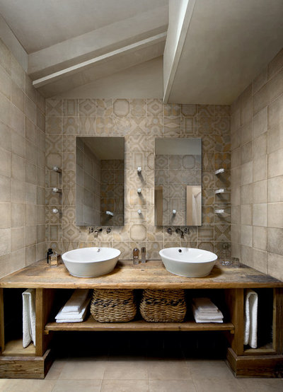 Contemporary Bathroom by Ceragres