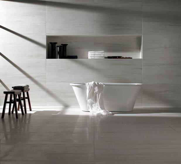Contemporary Bathroom by Cercan Tile