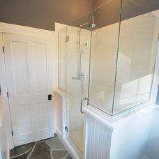Traditional Bathroom by Catskill Farms