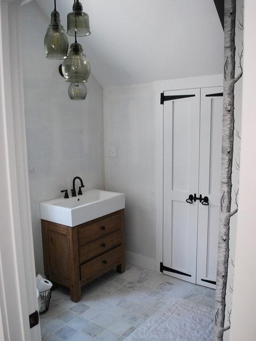 Budget Rustic Ensuite Bathroom Design Ideas Renovations Photos