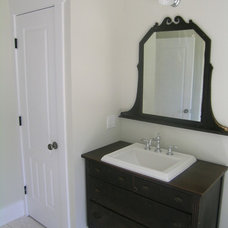 Traditional Bathroom by Catskill Farms