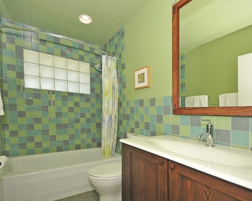 Tropical Calgary Bathroom Design Ideas Remodels Photos