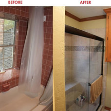 Traditional  by Christopher Sandlin Homes & Remodeling