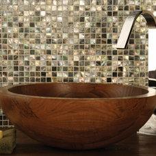Contemporary Bathroom by Circa TILE
