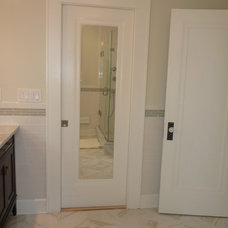 Modern Bathroom by Classic Construction Group