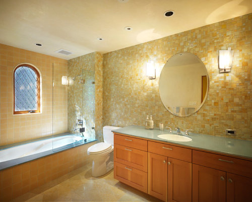 4x4 ceramic tiles home design ideas pictures remodel and for 4x4 bathroom ideas