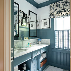 Traditional Bathroom by ColeBuilt