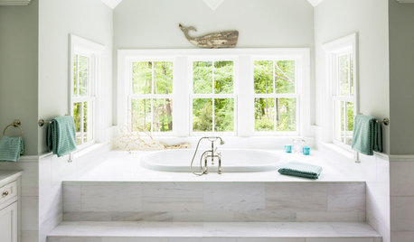 Sunken Baths for Every Bathroom (Even Small Ones)