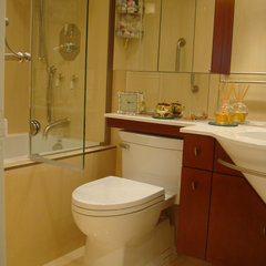modern bathroom by CORERNER STONE BATH & MORE