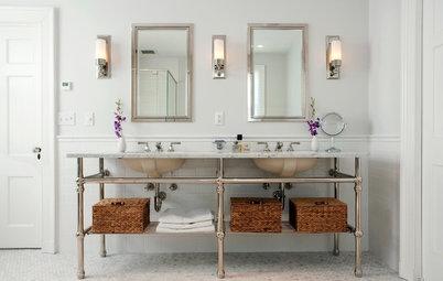 8 exempel på badrumsförvaring du garanterat vill visa upp