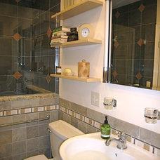 Bathroom by CW Design, LLC