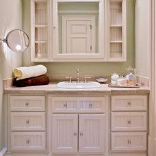 Traditional Bathroom by Southern Digital Solutions LLC