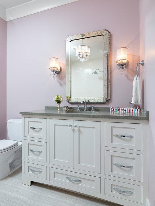 Bathroom Cabinets Jacksonville girl bathroom | houzz