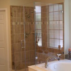 Traditional Bathroom by DATE Construction, Inc